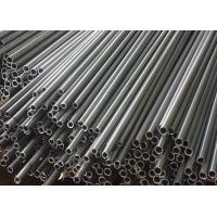 Cheap P1 / P5 / P9 Round Black Painting Carbon Steel Pipe ASTM A335 With Plastic Caps wholesale