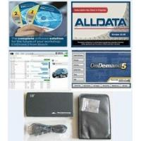 Cheap Alldata Version 10.40 Mitchell V2010 Car Diagnostic Software With 500gb Hdd wholesale