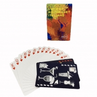 Cheap Colorful Custom Designed Playing Cards High Quality Poker Cards Amazing Printed Card Games wholesale