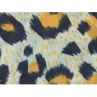 Cheap Colorful Printed Polyester Polyurethane Fabric , Plain Dyed Polyurethane Lining Fabric wholesale