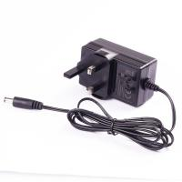 China 12V1.5A BS certified switching power adapter 6 level energy efficient power adapter safety charger on sale