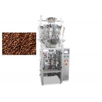 Cheap Multi Function Vertical Form Fill Seal Machine For Coffee Beans 2000ml / Bag wholesale