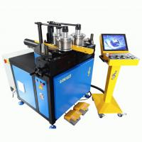 Cheap Automatic CNC Pipe Bending Machine PLC Control For Carbon / Stainless Steel wholesale