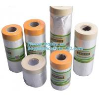 Cheap PE Disposable Table Plastic Car Seat Covers Drop Film Roll High Temperature Resistance wholesale