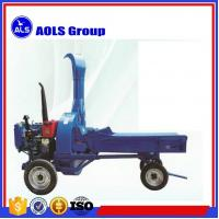 Cheap Farming cow feed grass cutter machine ensilage chaff cutter for sale wholesale