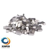 Cheap Nickel Coating Smooth Tungsten Carbide Tip High Erosion Resistant Long Lifespan wholesale