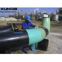 Cheap Blue / green Visco elastic pipeline coating , anti corrosive tape and paste for flange wholesale