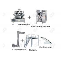 Cheap High Strength Industrial Grocery Packing Machine Rice Weight Filling Machine wholesale