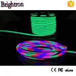 Cheap outdoor indoor led neon sigh light SMD5050 DC 24V Color Neon Light IP65 flex neon light wholesale