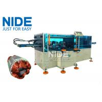 Cheap Electric Motor Stator Coil Forming Machine , Copper Wire Middle Shaping Machine wholesale