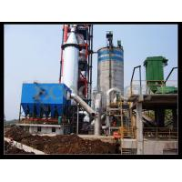 Bagging Cement Plants : High temperature pulse jet fabric filter for water