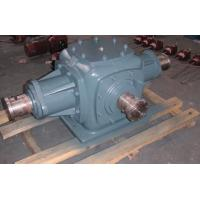 Quality T Series Spiral Bevel Gear Units 90 Degree Gear Reducer Steering Gearbox for sale