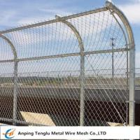Cheap Highway Fence Barrier|Steel Wire Fencing as Highway Guardrail 50x100mm wholesale