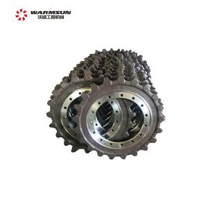 Cheap SS 11362789 Chain Drive Sprocket SY200A.2-2A Excavator Undercarriage Parts wholesale
