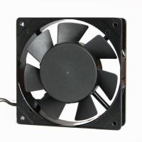Cheap 110V 220V AC Cooling Fans 120mm x 120mm x 25mm,  4.7 Inch metal frame industry exhaust fan wholesale
