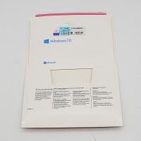 Cheap French Language Microsoft Windows 10 Pro Oem DVD Package wholesale