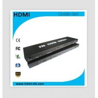 Quality hdmi  matrix 4x4 switcher with RS-232 control for sale