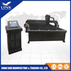 Cheap Multifunctional Galvanized Plate Plasma Cutting Cnc Machine Gear Transmission wholesale