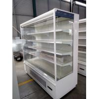 Supermarket Open Display Refrigerator for Dairy and Beverages with CE