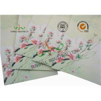Cheap OEM Custom Offering Printed Envelopes , Personalized Envelopes For Businesses wholesale