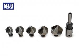 Cheap HSS CO Countersink Drill Bit Woodworking Countersink Bits With Weldon Shank wholesale