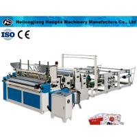 Cheap Automatic Toilet Paper Making Machine wholesale