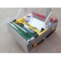 Buy cheap Automatic Wall Plastering Machine ZB800-5A Plastering Machine For Wall from wholesalers