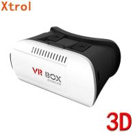 """Cheap VR BOX Version VR Virtual Reality Glasses rift 3d movies Games for 3.5"""" - 6.0"""" Smart Phone wholesale"""