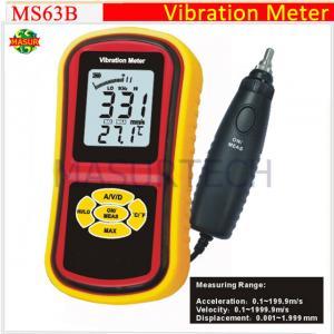 Cheap pocket digital vibrometer tester MS63B wholesale