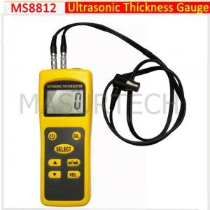 Cheap Ultrasonic Thickness Steel Gauge MS8812 wholesale