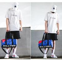 Buy cheap Korean version of outdoor single-shoulder fashion travel handbags leisure sports from wholesalers