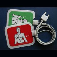 Buy cheap disposable medical sensor with cable,esu grounding pad/grounding plate,round from wholesalers