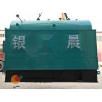 China Biomass Boiler Efficiency Wood Powered Steam Generator Easy To Operate on sale