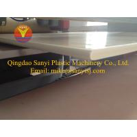 Cheap Plastic Machinery for PVC Board/PVC Foam Board Plastic Machinery/WPC Foam Board Machine wholesale