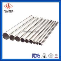 Cheap Mirror Polished Stainless Steel Sanitary Tubing Anti Rust 6000mm Length wholesale