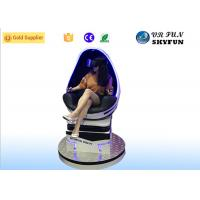 Cheap Fashion 1 Seat 9D Virtual Reality Motion Simulator With 360 Interactive Game wholesale