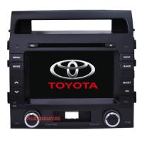 Cheap Toyota Land cruiser car stereo dvd player system wholesale