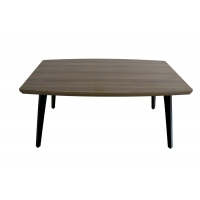 Buy cheap Thickened MDF 50mm H76cm Modern Wood Dinning Table from wholesalers