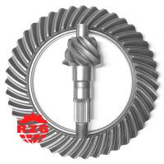Cheap MAZDA T3500 9kg Rear Axle Transmission Spiral Bevel Gear Crown Wheel Pinion wholesale