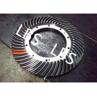 Buy cheap Die Casting Double Helical Gears Bevel Gears Shaft Chrome Plating from wholesalers