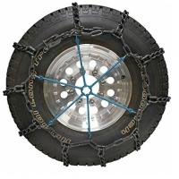 Buy cheap Durable Winter Tire Chains Emergency Tire Chains For Heavy Truck / Light Truck from wholesalers