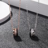 Buy cheap 925 Sterling Silver Swarovski Crystal Jewelry Lucky Ring Pendant Chain Necklace from wholesalers