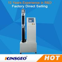 Cheap ASTM D903 Multi Function Tensile Universal Testing Machines with 50~500 mm/min wholesale
