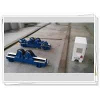 Buy cheap Tube / Pipe Conventional Welding Rotator With Dual Motor Driven from wholesalers