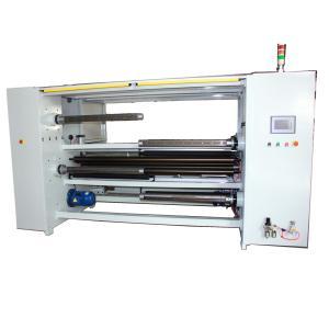 Cheap 2000mm coreless shaftless jumbo roll slitting rewinding machine wholesale