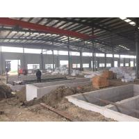 Cheap Durable Hot Dip Galvanizing Line 7.0x1.2x2.2m Zinc Tank With Environmental Protection System wholesale