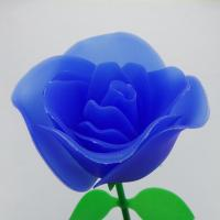 Cheap Aromatic Rose Rubber Artificial Flowers Non-exotic For Wedding Ceremony wholesale