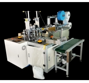 Cheap Single Phase 80pcs/Min Mask Manufacturing Machine wholesale