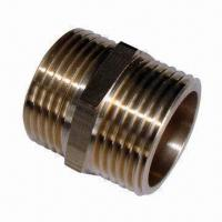 Cheap Brass Socket with Nickel-plated for PEX-AL-PEX or Multilayer Pipes wholesale