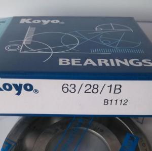 Cheap KOYO Deep groove ball bearing 63/28 C3 original non-standard bearing motorcycle bearing 25*62*24mm wholesale